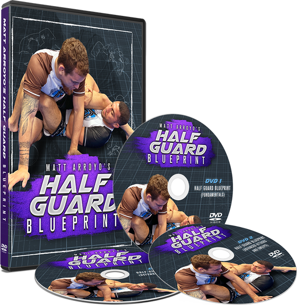 Matt Arroyo's Half Guard Blueprint