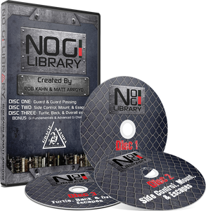 Rob Kahn's No Gi Library