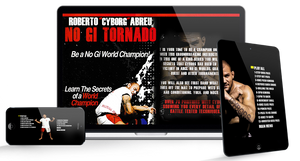 Roberto Cyborg Abreu's Tornado Guard (no gi) (Digital Only)