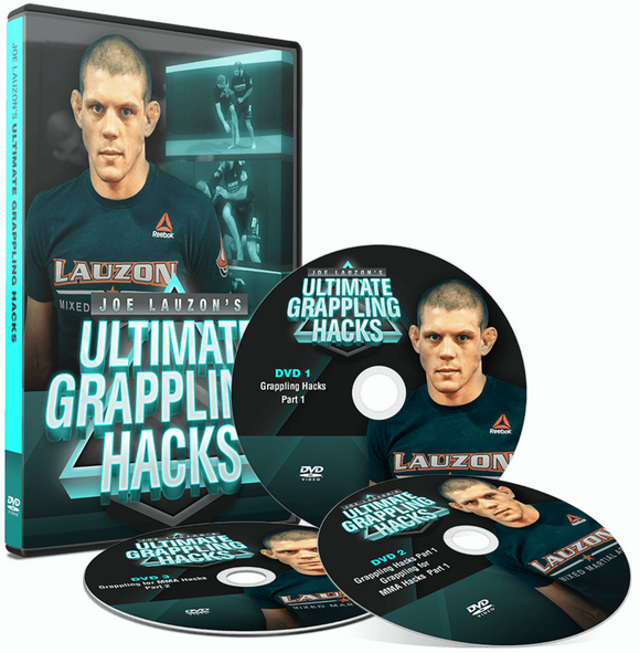 Joe Lauzon's Ultimate Grappling Hacks