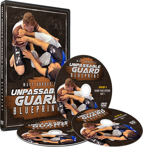 Matt Arroyo's Unpassable Guard Blueprint