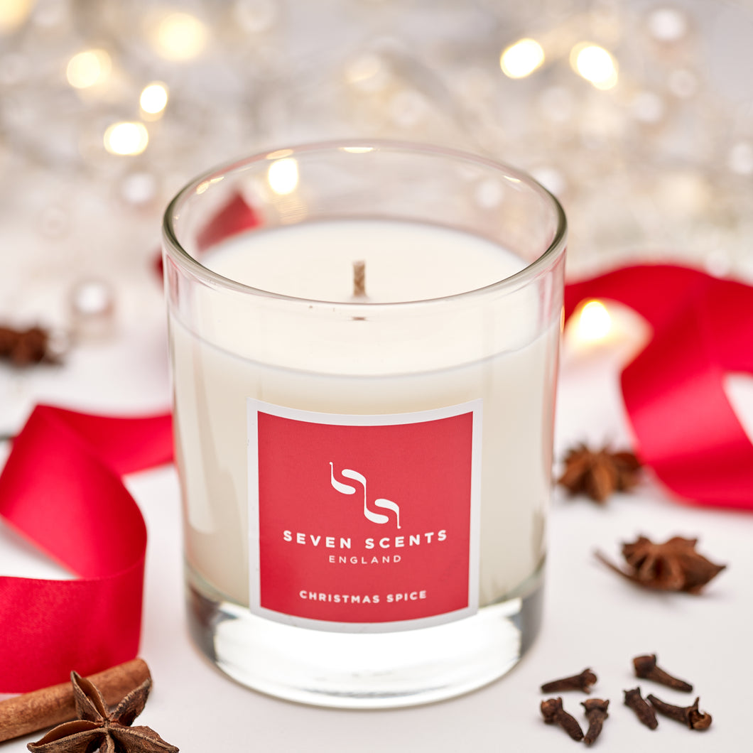 Christmas Spice Signature Candle