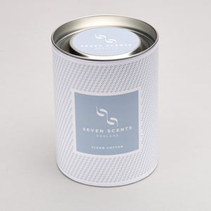 Clean Cotton Signature Candle