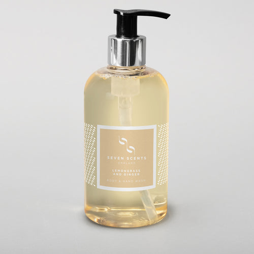 Hand Wash - Lemongrass & Ginger