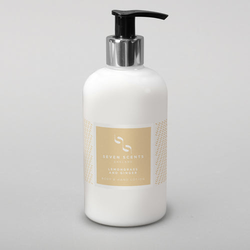 Hand Lotion - Lemongrass & Ginger