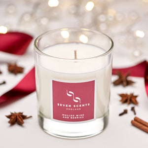 Mulled Wine & Berries Signature Candle