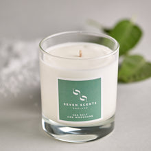 Sea Salt & Wood Sage Signature candle