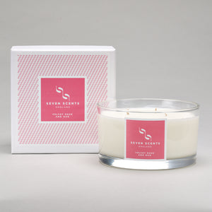 Velvet Rose & Oud three wick