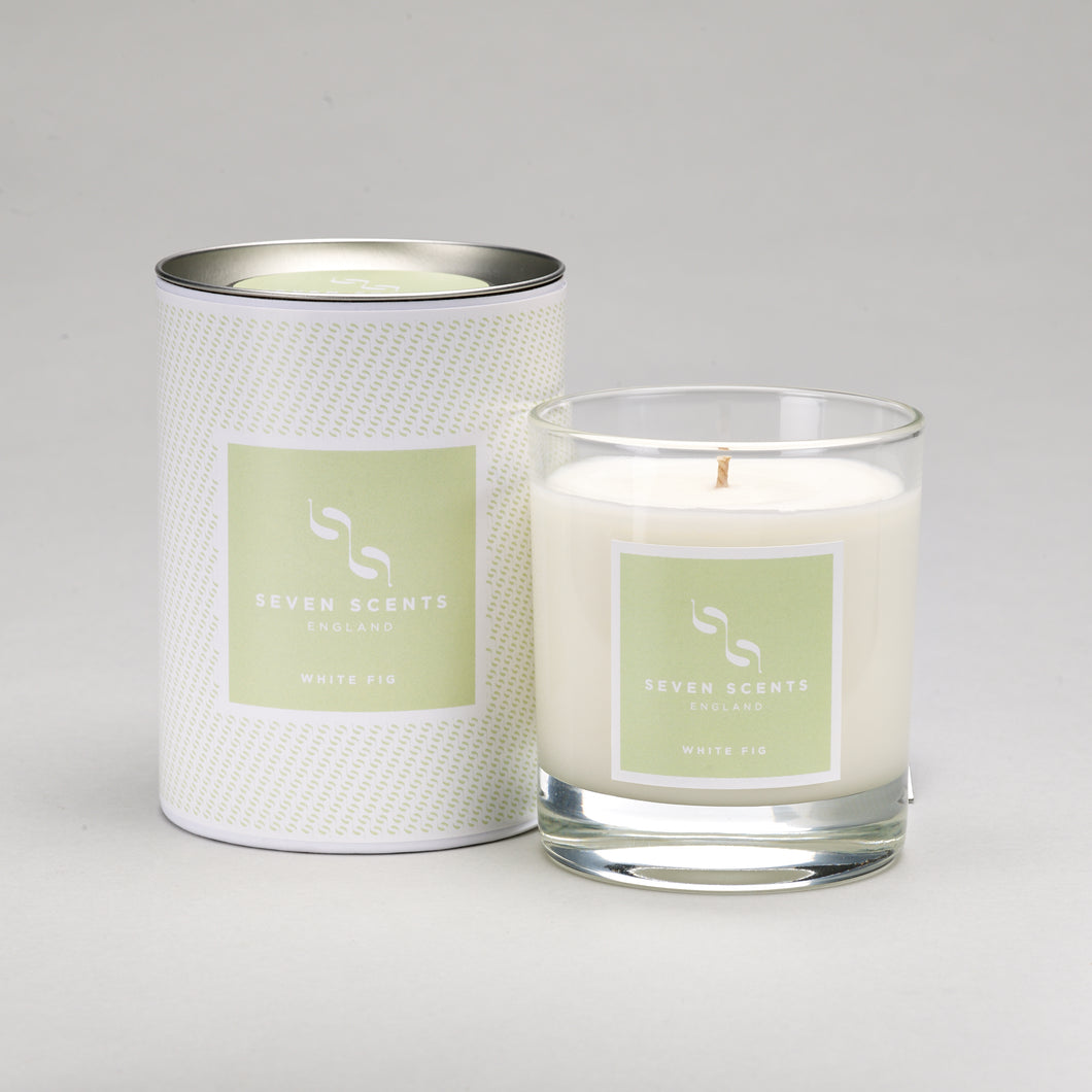 White Fig Signature Candle