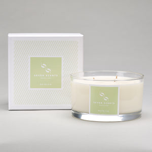 White Fig Three Wick