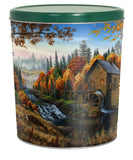 3.5 Gallon Tins - Kalamazoo Kettle Corn