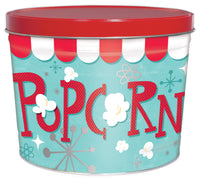 2 Gallon Tins - Kalamazoo Kettle Corn
