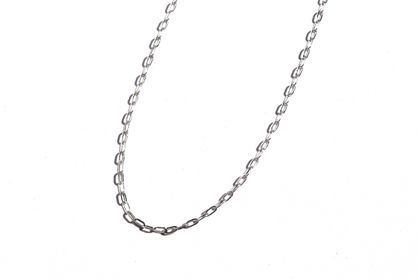 FLAT DRAWN CABLE CHAIN