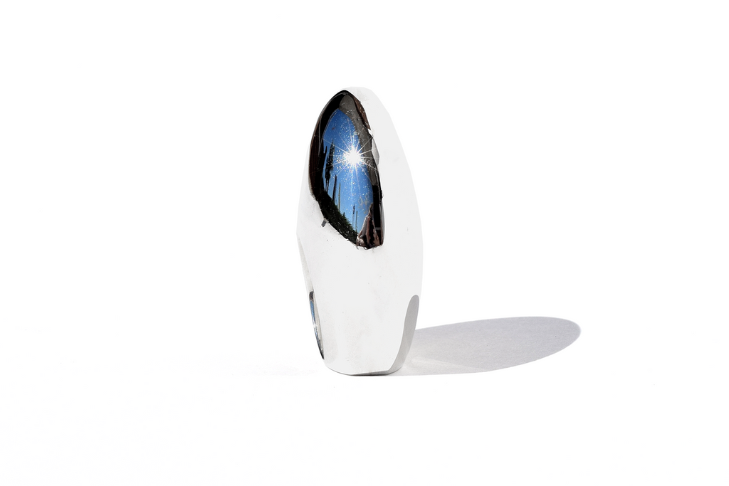 OVAL RING SOLID