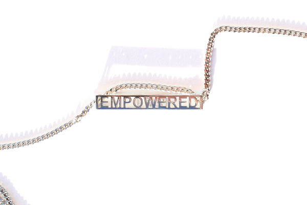 I AM EMPOWERED NECKLACE