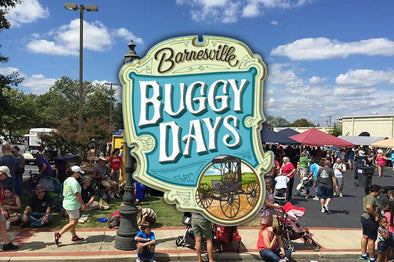 Barnesville Buggy Days Annual Festival