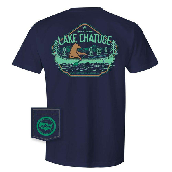 Lake Chatuge Pocket Tee