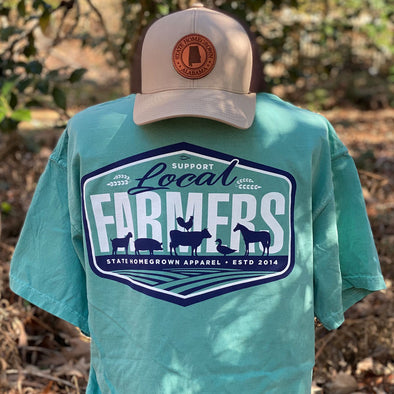 Local Farmers Pocket Tee