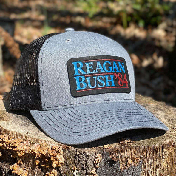 Reagan Bush 84' Trucker Hat