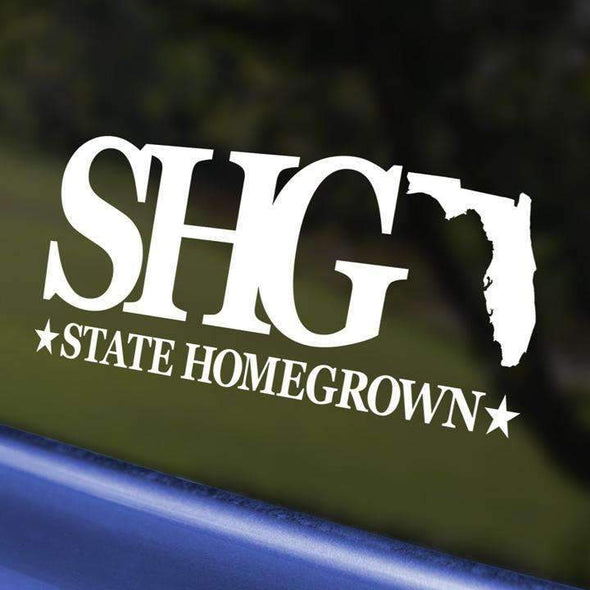 SHG Florida Decal