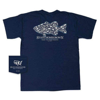 Bass Lure Short Sleeve Pocket Tee