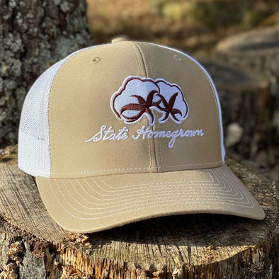 Homegrown Cotton Trucker Hat
