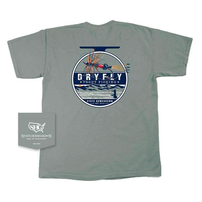 Dry Fly SS Pocket Tee