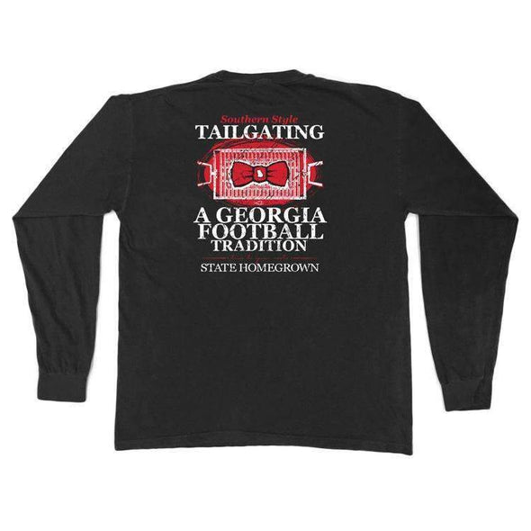 Georgia Tailgating Long Sleeve