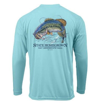 The Largemouth Bass Performance Tee