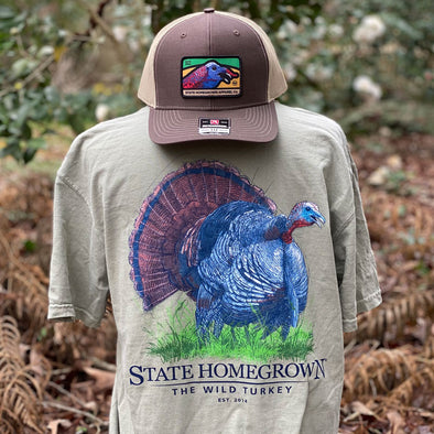 The Wild Turkey Pocket Tee