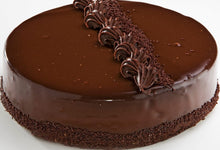 The Best Wet Chocolate Cake