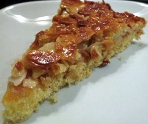 Homemade Almond Tart