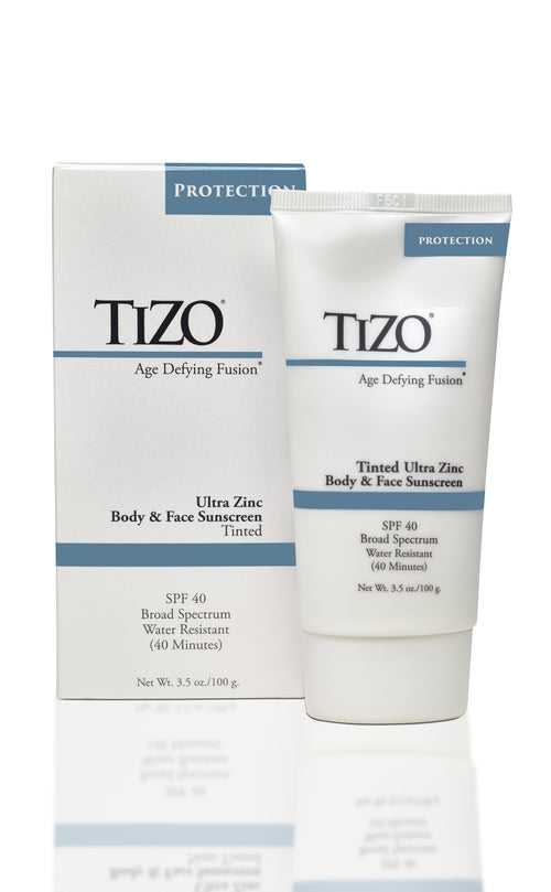 TIZO BODY & FACE TINTED 40