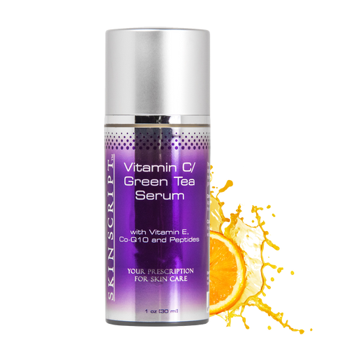 SKIN SCRIPT VITAMIN C/GREENTEA SERUM