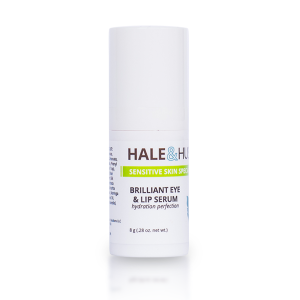 HALE AND HUSH Brilliant Eye And Lip Serum