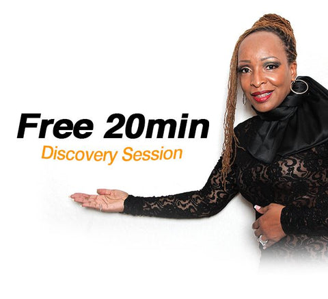 Free 20min Discovery Session