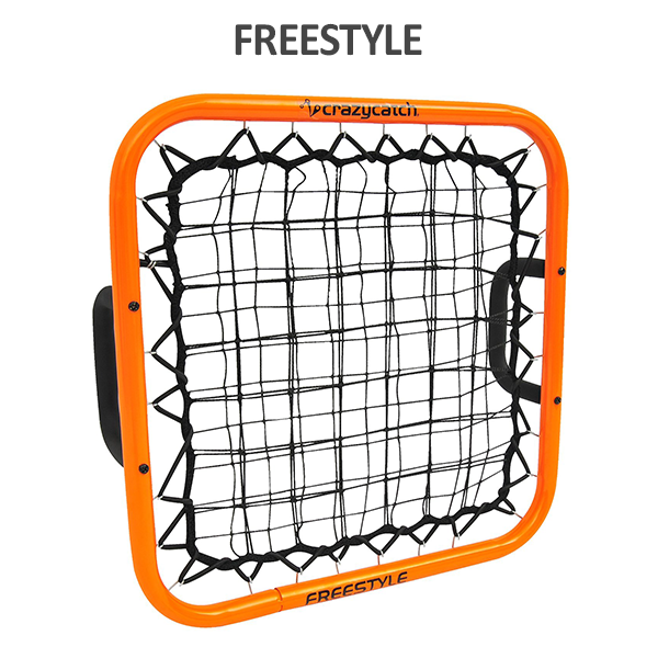 Crazy Catch Freestyle Handheld Sports Rebound Net for Athletes, Sports Training, Football, Baseball, Basketball, Soccer and more