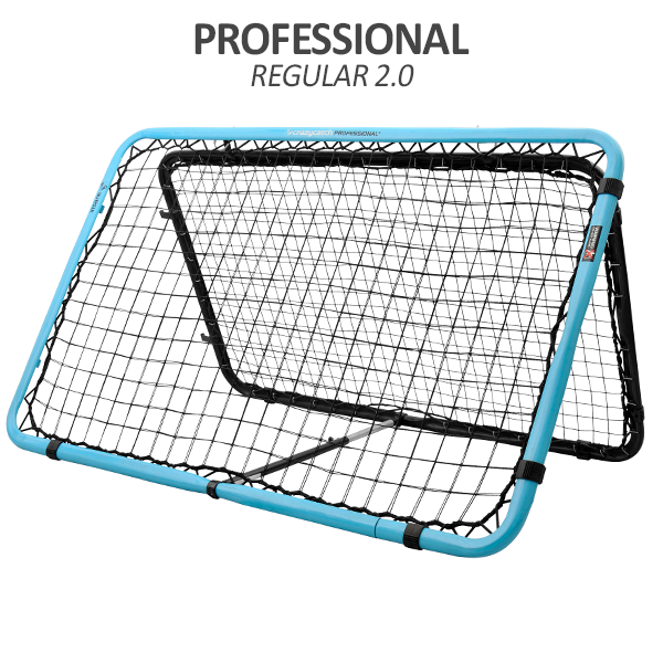 Crazy Catch - Professional Regular 2.0 Sports Rebound Net, Large Training Net for Football Training, Basketball Training, Soccer and all Major Sports