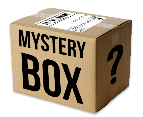 Stainless MYSTERY box