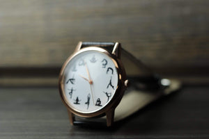Newborn Feathers Yoga Watch