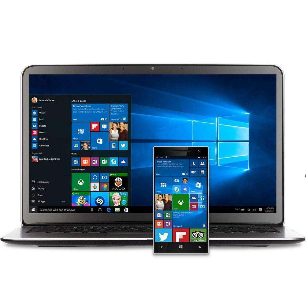 Microsoft Windows 10 Pro OEM 32/64bit (NO/ENG) - Gamer Nation NO