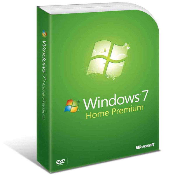 Microsoft Windows 7 Home Premium OEM 64bit (Norsk) - Gamer Nation NO