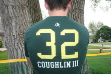 Tommy Coughlin Midwest Mallards Jersey Tee