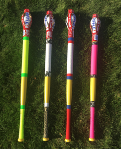 Neon Nuke MLW-Modified Bat and Ball Set