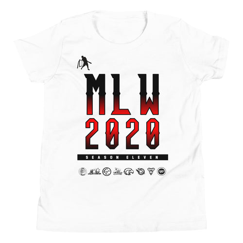 MLW 2020 YOUTH Tee - White