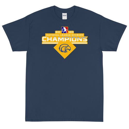Eastern Eagles 2020 NL Division Champs Tee