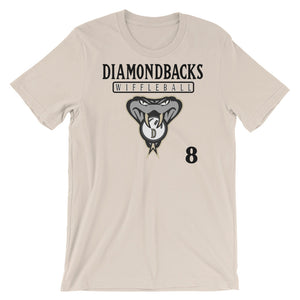 Gavin Nareski Downtown Diamondbacks Jersey Tee