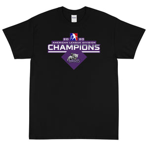 Western Wildcats 2020 AL Division Champs Tee