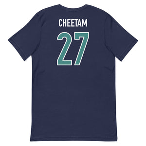 Chris Cheetam Great Lakes Gators Jersey Tee
