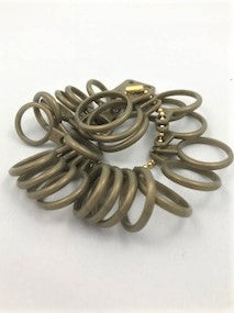 Ring sizer size 1-13 (full and half sizes)